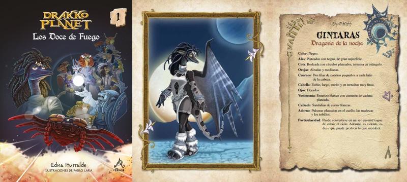 En el reino de Kru-urk, habitado por dragones mutantes, los magos cambiar a la escolta de guardianes de La Perla de la Sabiduría, un talismán que protege al planeta Drakko. Los Doce de Fuego, poseedores de poderes ocultos, son elegidos para sustituirla. Durante la ceremonia, el planeta es atacado por seres misteriosos que llegan del espacio.
