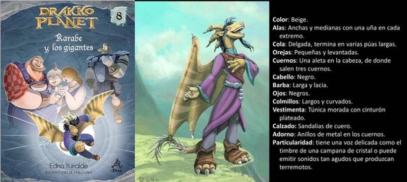 Karabe —el dragón del sonido— es enviado a una misión al reino de los gigantes donde se encuentra en situaciones graciosas y otras de gran peligro cuando los zuberanos atacan al atardecer. Además, vuelve a escuchar, esta vez de los gigantes, la leyenda de Riaglo, una princesa de pelo rojo que, a pesar de llegar con los invasores, salvará al planeta.